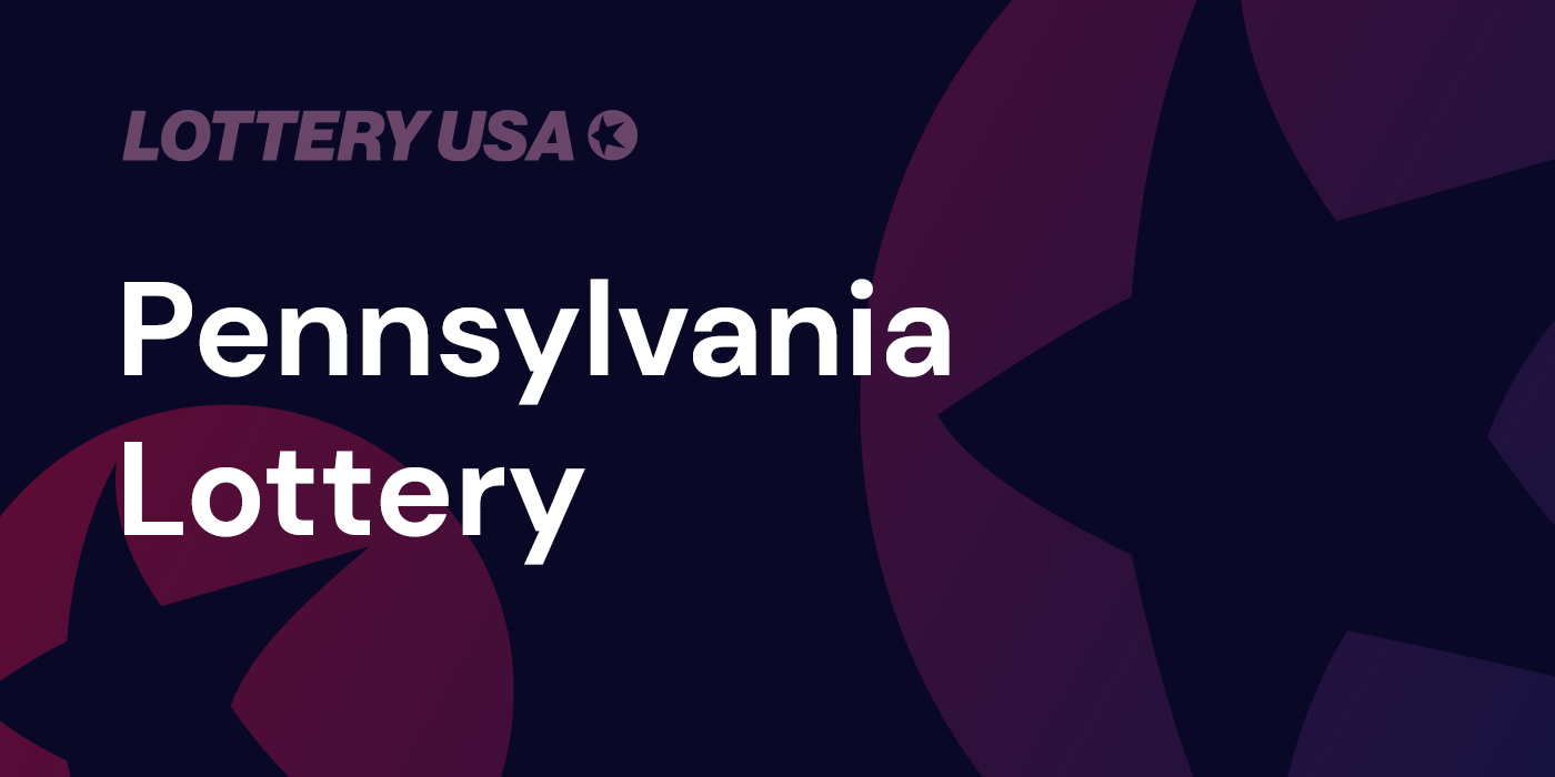Pennsylvania Pa Lottery Results Winning Numbers